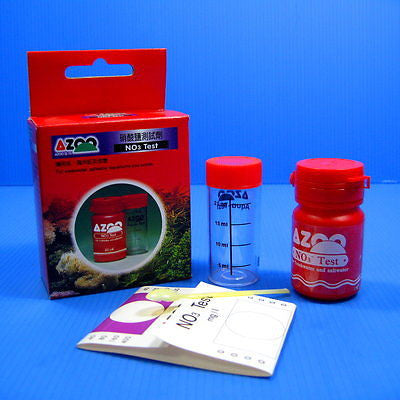 NO3 Nitrate TEST KIT - Aquarium freshwater saltwater aquatic plants ponds reef