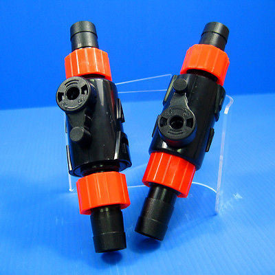 2x Control Valve 16/22mm Quick Disconnect TAP VALVES - HOSEING FILTER hose pipe