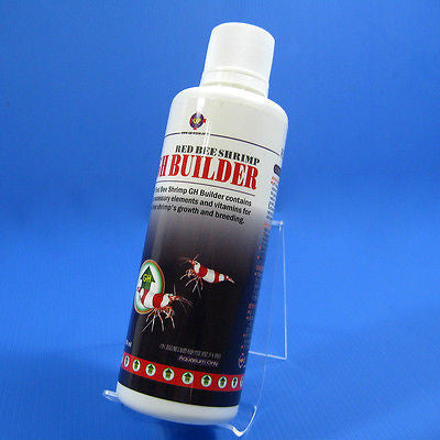 CRYSTAL Red Bee Shrimp GH Builder 300ml - ecdysis breed