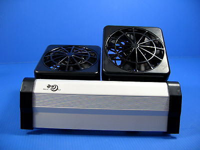 Aquarium COOLING FAN ColdWind 2 fan 51.5CFM 100~240V for Chiller Marine Fresh