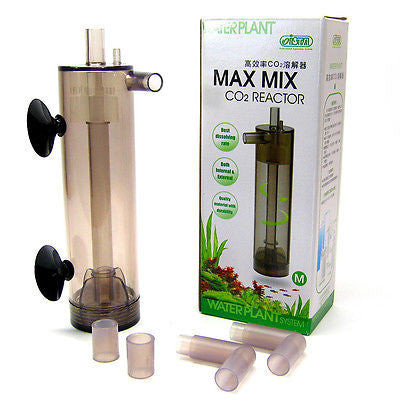 ISTA Max Mix CO2 Reactor Diffuser (L) 12&16mm - aquarium tank plants Atomizer