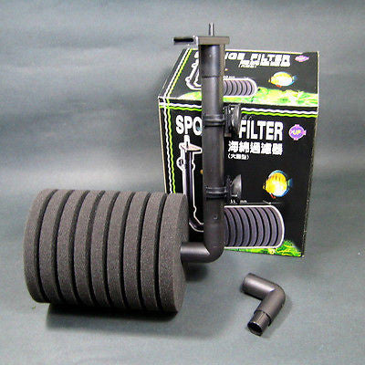 Aquarium Biochemical SPONGE FILTER For FISH TANK 150gal