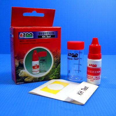 KH Carbonate Hardness TEST KIT for freshwater saltwater plant reef fish tank