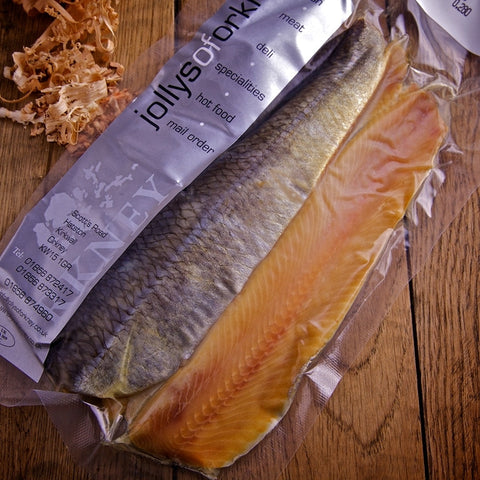 Oak Smoked Kipper Fillets - Kippers & Mackerel - Jollys of Orkney