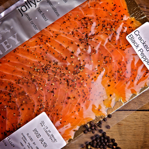Smoked Salmon - Flavoured Pack - Smoked Salmon - Jollys of Orkney - 1