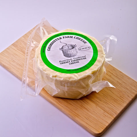 Grimbister Farm Cheese - Whole - Orkney Cheese - Jollys of Orkney