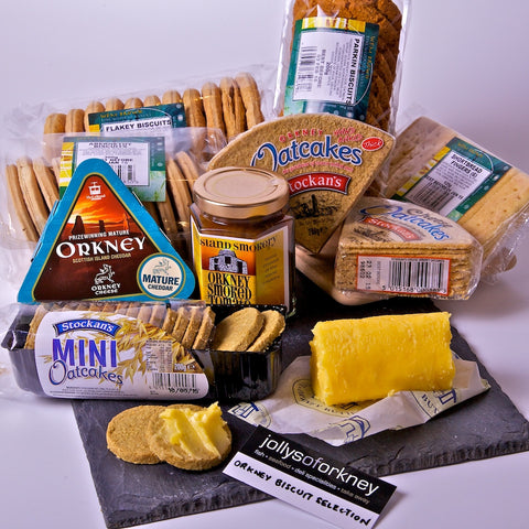 Orkney Biscuit Selection - Orkney Hampers - Jollys of Orkney