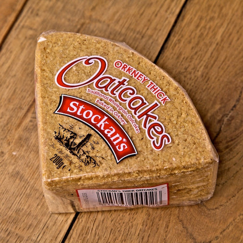 Thick Oatcakes - Make your own Orkney Hamper - Jollys of Orkney