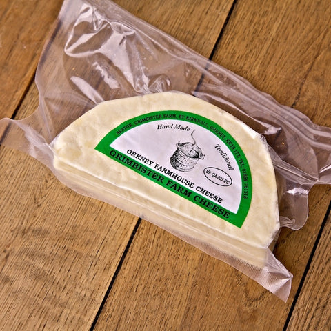 Grimbister Farm Cheese - Quarter - Orkney Cheese - Jollys of Orkney