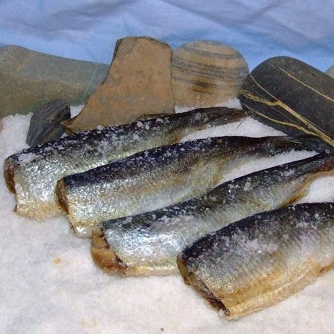 Salt Herring - Salt Fish - Jollys of Orkney