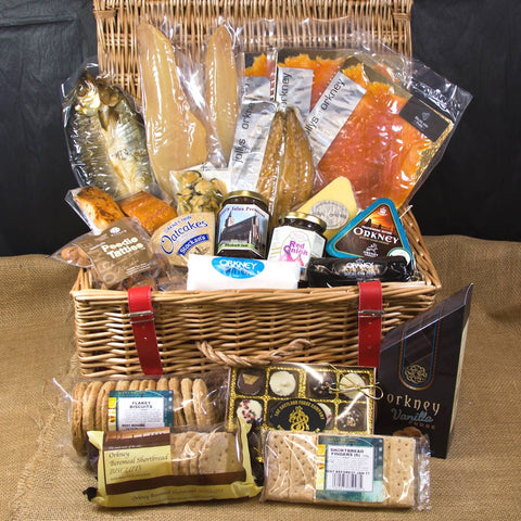 The Deluxe Orkney Hamper