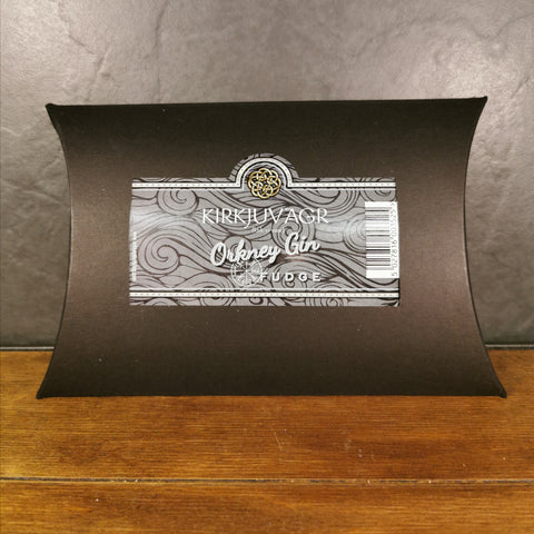 Kirkjuvagr Gin Fudge Gift Box