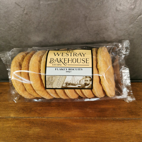 Westray Flakey Biscuits