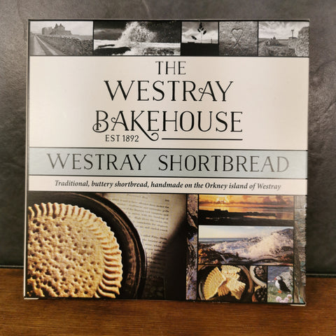 Westray Shortbread  Round in Gift Box