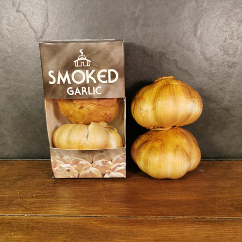 Smoked Garlic Bulbs