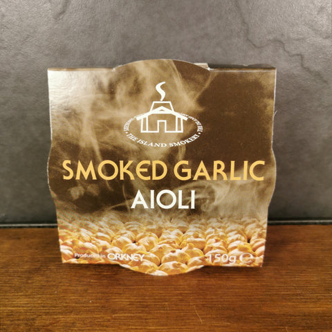 Smoked Garlic Aioli