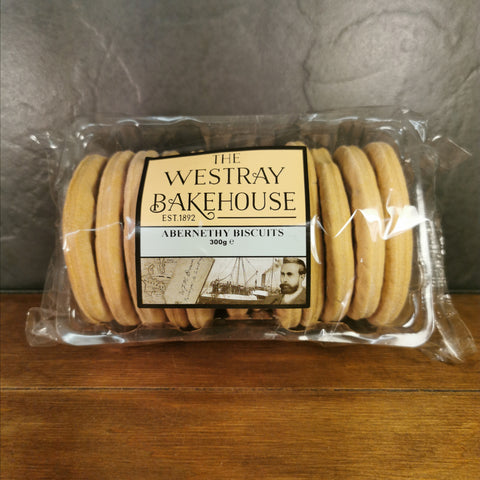Westray Abernethy Biscuits