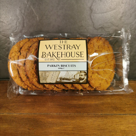 Westray Parkin Biscuits