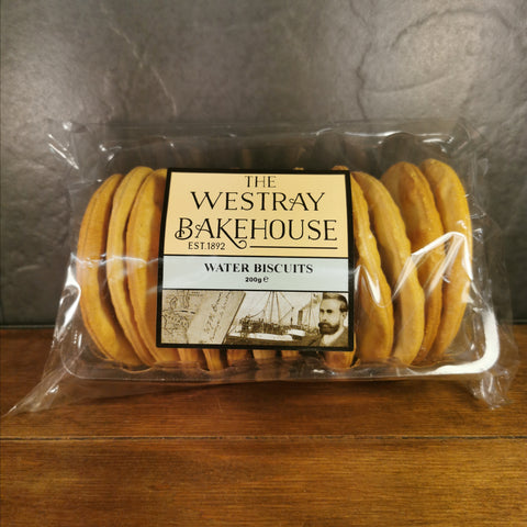Westray Water Biscuits