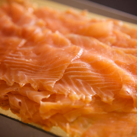 Smoked Salmon - Pack - Smoked Salmon - Jollys of Orkney - 2