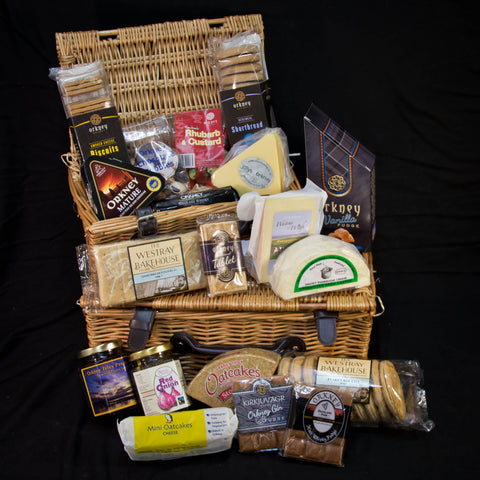 Luxury Taste of Orkney Hamper (without fish)