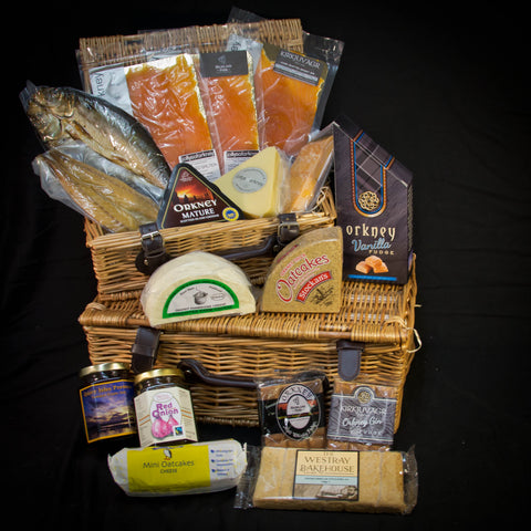 Luxury Taste of Orkney Hamper