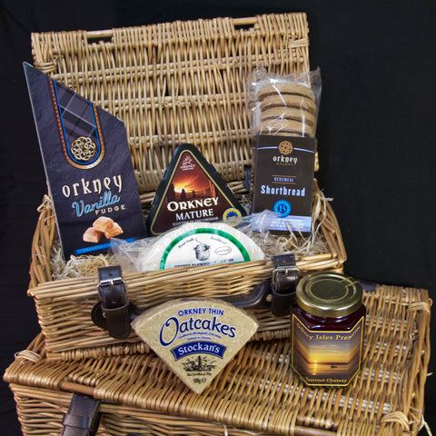 Peedie Taste of Orkney Hamper (Without fish)