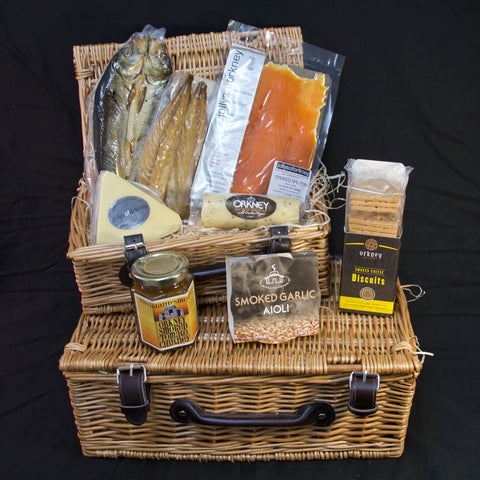 Orkney Smoked Selection Hamper