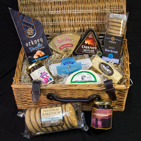 Taste of Orkney Hamper (without fish)