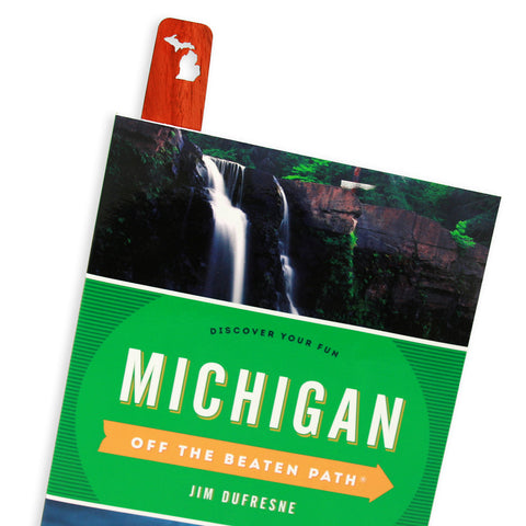 Bookmark - Michigan