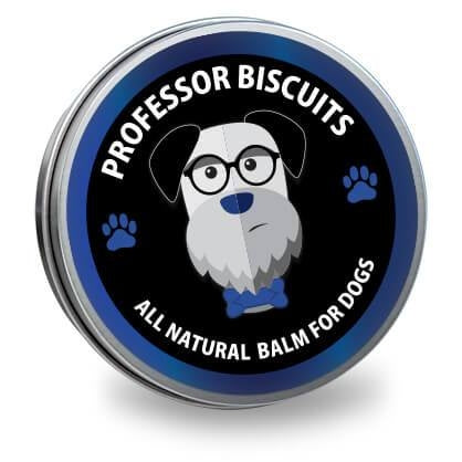 Professor Biscuits - All Natural Balm for Dogs
