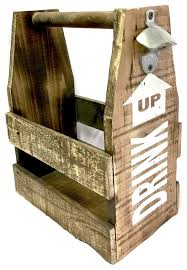 "Beer Caddy - ""Drink Up"""