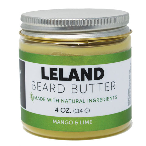 Beard Butter 4OZ Leland