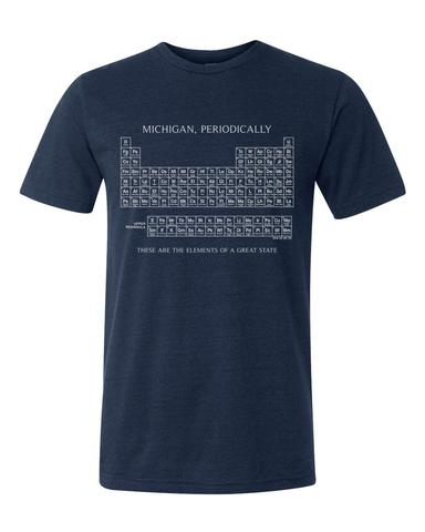Unisex Tee - Michigan Periodically