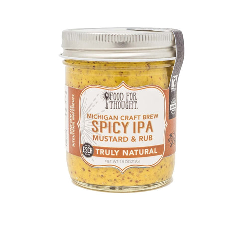 Spicy IPA Mustard