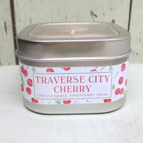 GD Traverse City Cherry 8OZ Candle