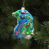 "Ornament - ""Ultimate Michigan"""