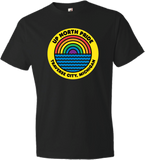 Up North Pride Tee - Black