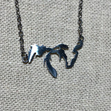 Necklace - Great Lakes Silver