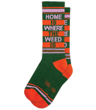Socks - Home Is Where the Weed Is