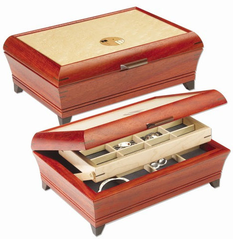 Jewelry Box with Legs - Boxology