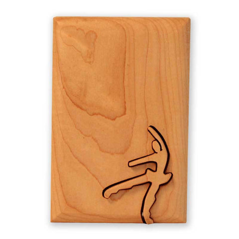 Ballerina Key Puzzle Box