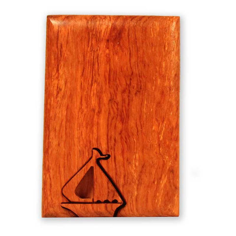 Sailboat Key Puzzle Box