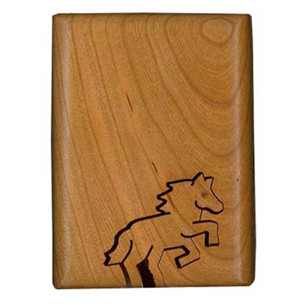 Horse Jumping Key Puzzle Box
