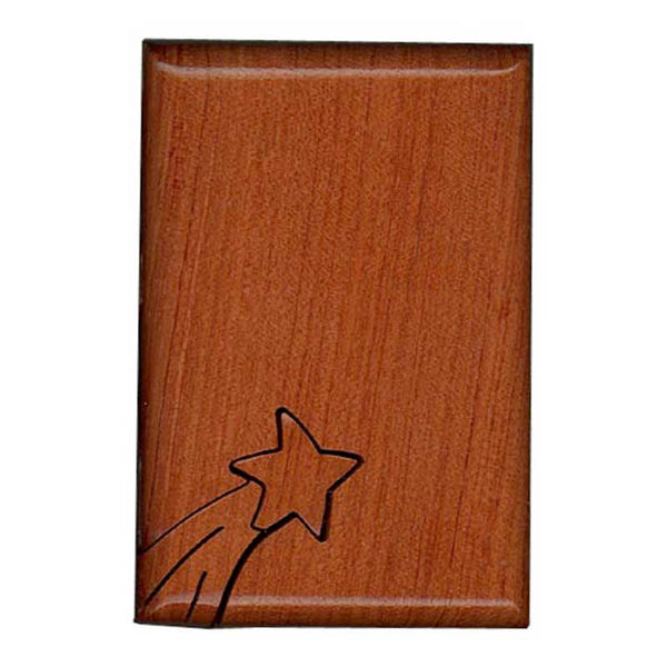 Shooting Star Key Puzzle Box