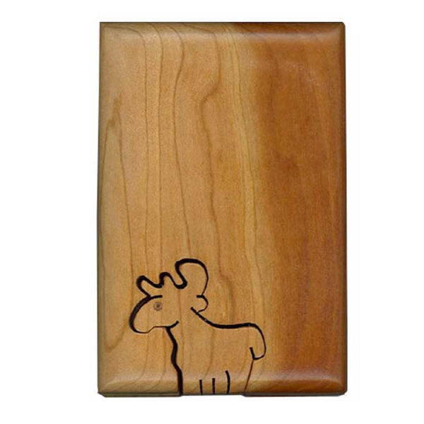 Moose Key Puzzle Box