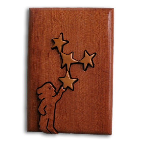 The Star Juggler Key Puzzle Box - Boxology