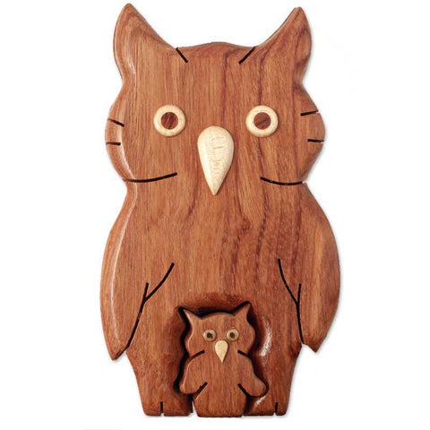 Owl Full size Box - Boxology