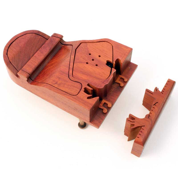 Chopin's First Piano Music Box - Boxology