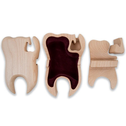 Tooth Puzzle Box Medium